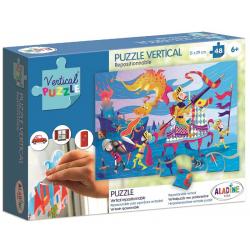 SMOK puzzle wertykalne 48 el.