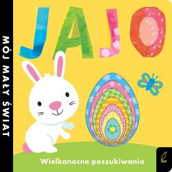 JAJO Wielkanocne poszukiwania książeczka MÓJ MAŁY ŚWIAT