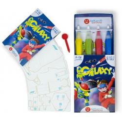 GALAXY magiczny piasek do kolorowania Pocket Kit