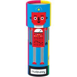 ROBOTY tekturowy kalejdoskop Mix&Match