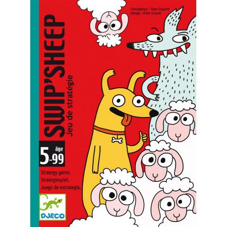 SWIP'SHEEP gra karciana strategiczna
