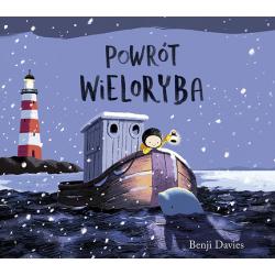 POWRÓT WIELORYBA książka dla dzieci Benji Davies