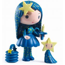 LUZ & LIGHT figurki do zabawy zestaw 2 szt. Tinyly