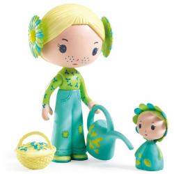 FLORE & BLOOM figurki do zabawy zestaw 2 szt. Tinyly