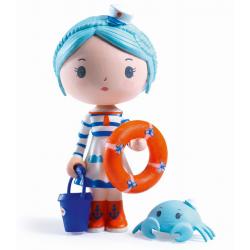 MARINETTE & SCOUIC figurki do zabawy zestaw 2 szt. Tinyly