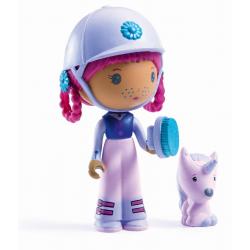 JOE & GALA figurki do zabawy zestaw 2 szt. Tinyly