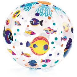 RYBY piłka plażowa 35 cm