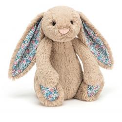 KRÓLICZEK beżowa przytulanka Blossom Bunny 31 cm