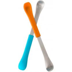 DWUSTRONNE ŁYŻECZKI zestaw 2 szt. Orange/Blue