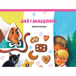 JAŚ I MAŁGOSIA książka pop-up Vojtech Kubasta
