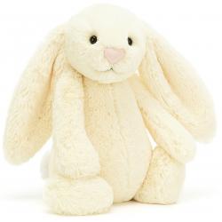 KRÓLICZEK żółta przytulanka Bashful Buttermilk Bunny 31 cm