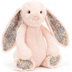 KRÓLICZEK różowa przytulanka Blossom Blush Bunny 31 cm