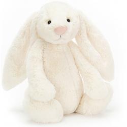 KRÓLICZEK kremowa przytulanka Bashful Cream Bunny 36 cm