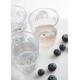 POWDER akrylowy kubeczek 120 ml Yummy mini glass