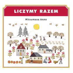 LICZYMY RAZEM książka dla dzieci Mitsumasa Anno