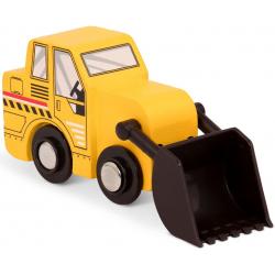KOPARKA drewniany pojazd