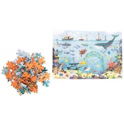 ODKRYWCA OCEANU puzzle tekturowe 96 el.