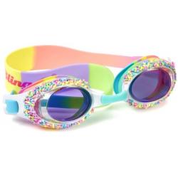 CIASTECZKOWA POSYPKA okulary do pływania
