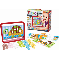 PIXXO JUNIOR gra kolorów 2w1