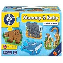 MAMY I ICH DZIECI pierwsze puzzle dla Malucha