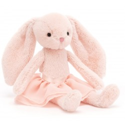KRÓLICZEK różowa przytulanka w spódniczce Arabesque 23 cm