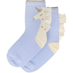 JEDNOROŻEC bawełniane skarpetki rozmiar 26,5-30,5 cm