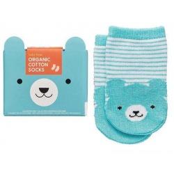 MIŚ bawełniane skarpetki dla niemowląt