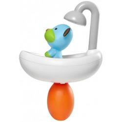 PIESEK POD PRYSZNICEM zabawka do kąpieli ZOO