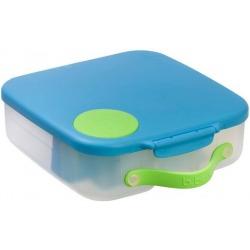 NIEBIESKI lunchbox z wkładem chłodzącym Ocean Breeze