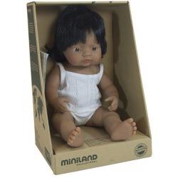 HISZPANKA lalka dziewczynka 38 cm