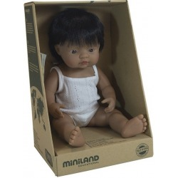 HISZPAN lalka chlopiec 38 cm