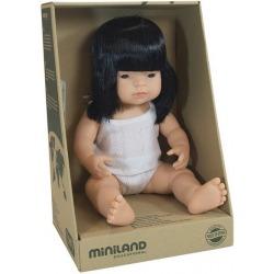 AZJATKA lalka dziewczynka 38 cm