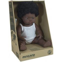AFRYKANKA lalka dziewczynka 38 cm
