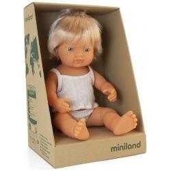 EUROPEJKA lalka dziewczynka 38 cm