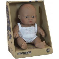 HISZPANKA lalka dziewczynka 21 cm