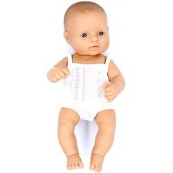 EUROPEJKA lalka dziewczynka 32 cm