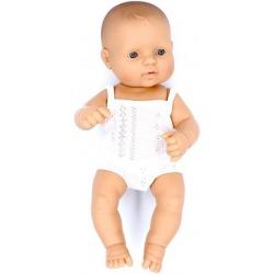 EUROPEJCZYK lalka chłopiec 32 cm