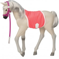MUSTANG źrebak koń 30 cm dla lalki