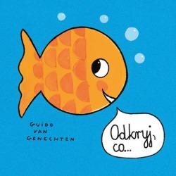 ODKRYJ, CO... książeczka dla dzieci Guido von Genechten