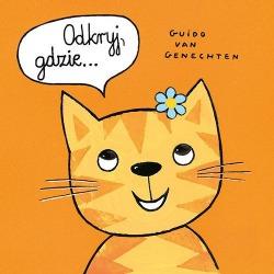 ODKRYJ, GDZIE... książeczka dla dzieci Guido von Genechten
