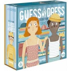 GUESS MY DRESS gra edukacyjna ubieranka
