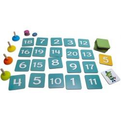 MODNY KROKODYL matematyczna gra logiczna