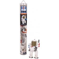 ASTRONAUTA klocki konstrukcyjne w tubie 100 szt.