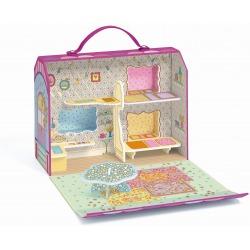BLUCHKA & INDIE domek walizka w kształcie kampera Tinyly