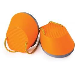 KOPYTKA pomarańczowe szczudła na sznurku