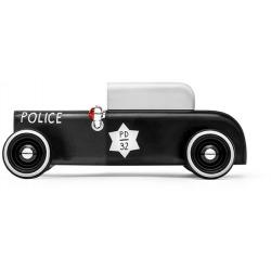 SHERIFF drewniany samochód