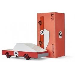 RED RACER drewniany samochód