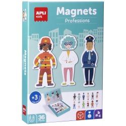 ZAWODY magnetyczna układanka