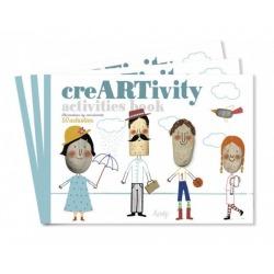 CREARTIVITY zeszyt kreatywny do rysowania