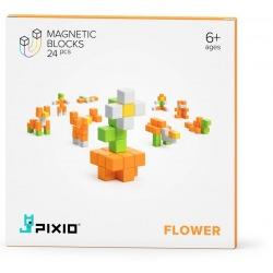 FLOWER klocki magnetyczne 24 el. Story Series
